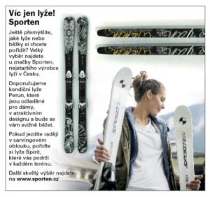 Víc jen lyže! Sporten