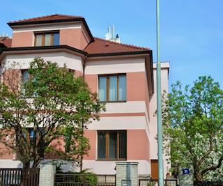 Budova sídla Seteva s.r.o.